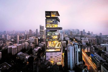 Antilia-Building-Night-View-Most-Expensive-House-In-India-Wallpaper2